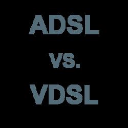 ADSL VDSL forskel